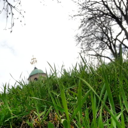 Spring at Vysehrad Prague