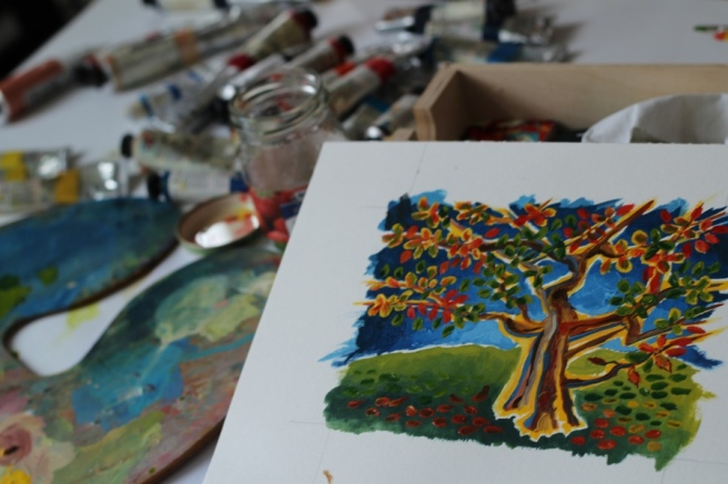 MyStudio_with_Tree_for_TwitterArtExhibit_2014