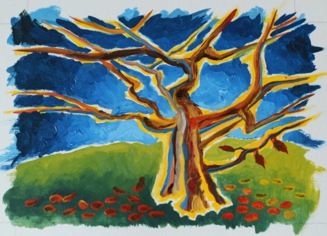 Tree_from_Botanics_2_byRadkaZK