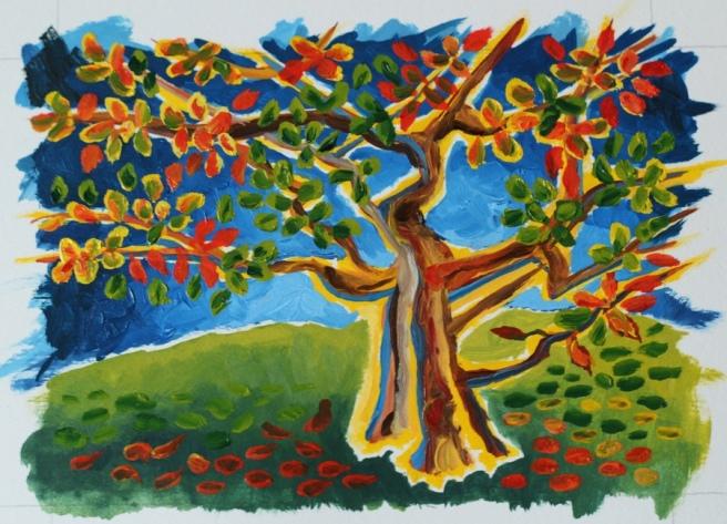 Tree_from_Botanics_3_byRadkaZK