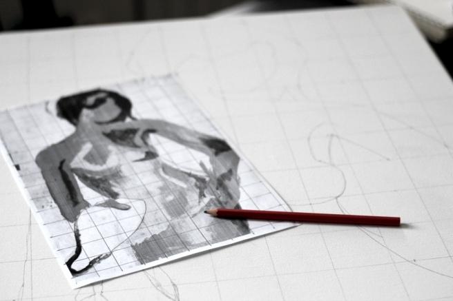 RadkaZKing_SelfPortrait_Sketch_part1