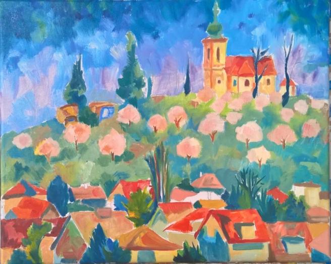 Oil_painting_HavlinHill_workinprogress_RadkaZKing