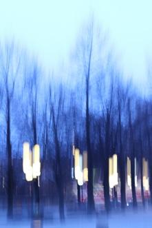 Abstract_photography_DescendingBlue_RadkaKingArt_2016_fw