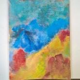 AcrylicPaint_drybrush_Landscape_RadkaZKing