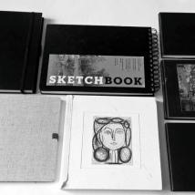 Sketchbooks_RadkaZimovaKing2016