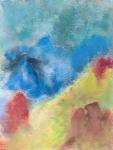YellowFields_BlueMountins_Acrylic_DryBrush